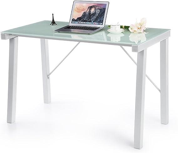 IKAYAA YS1403009 - Mesa de Ordenador Escritorio de Trabajo para ...