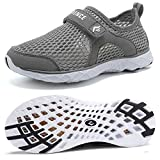 CIOR Boys & Girls Water Shoes Aqua Shoes Swim Shoes Athletic Sneakers Lightweight Sport Shoes(Toddler/Little Kid/Big...