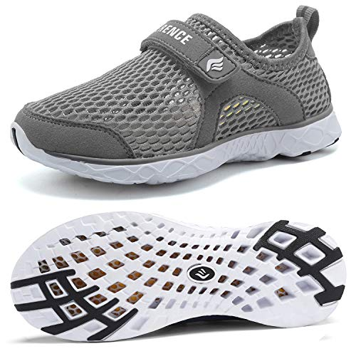Kids Water Shoe - CIOR Boys & Girls Water Shoes Aqua Shoes Swim Shoes Athletic Sneakers Lightweight Sport Shoes(Toddler/Little Kid/Big Kid)