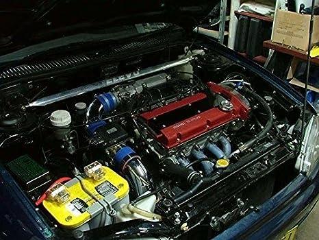 Amazon.com: Clear Transparent Cam Timing Belt Cover Mitsubishi Lancer 4G92 4G93 Dohc Mivec: Automotive