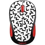 LOGITECH 910-004745 M325c Wrls Mouse Zigzag Red
