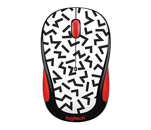 Logitech M325c Wrls Mouse Zigzag