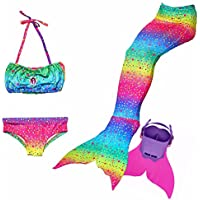 b8a3e20ef9 Fittoo Mermaid Swimming Fin Swim Fin with New Strong Adjustable Strap