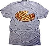 Funny Pizza Pie & Slice Infant Baby Bodysuit