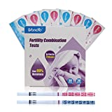 Wondfo 20 x Pregnancy Urine Test Strip HCG Tests kits+ 50 x Ovulation Urine Test Strip LH tests kits