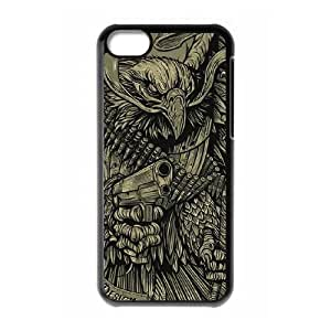 iPhone 5c Cell Phone Case Black In Arms We Trust JNR2037684