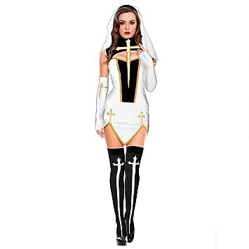 Ambiguity Disfraz de Halloween Mujer Halloween Traje de cos ...