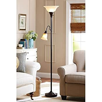 Better Homes And Gardens Floor Lamp Combo Bronze Amazon Com