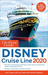 Your no-nonsense, consumer-oriented guide to Disney's Cruise Line        The Unofficial Guide to the Disney Cruise Line by Erin Foster with Len Testa and Ritchey Halphen describes the best of Disney's ships and itineraries, including a...