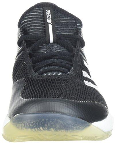 Adidas Adizero Vrouwen Ubersonic 3 W Klei Basket Kern Zwart / Wit / Zwart Kern