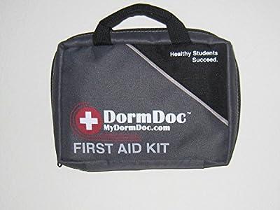 DormDoc 2.0 125 Piece First Aid/OTC Med Kit for Students from MyDormDoc.com LLC