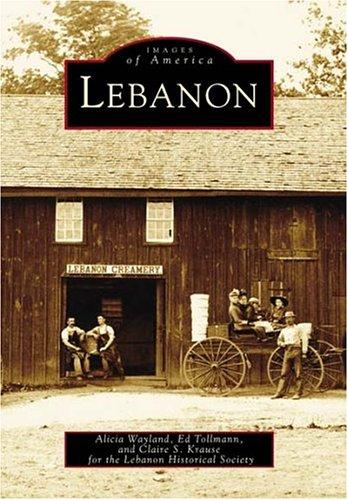 Lebanon (CT) (Images of America)
