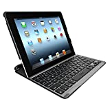 ZAGG PROfolio Ultrathin Case with Bluetooth Keyboard for iPad 2/3/4 - Black