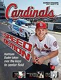 St. Louis Cardinals Gameday Magazine