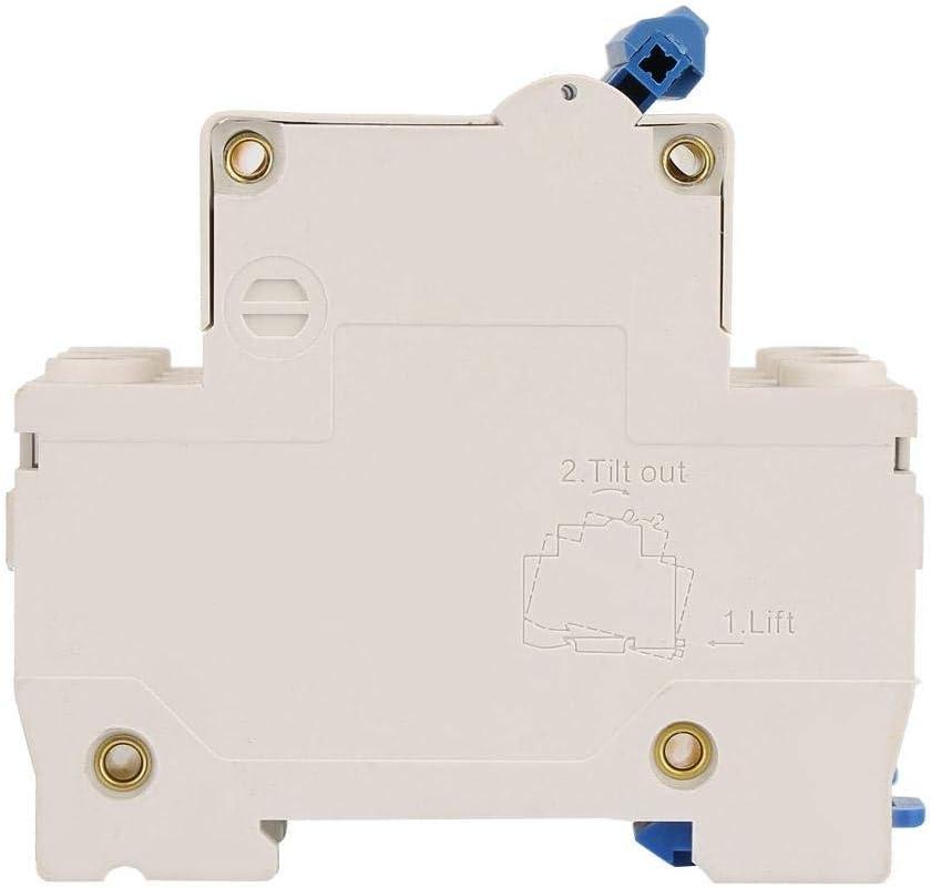 Disyuntor 3P DZ47-63 40A 400V 20,000 veces Protecci/ón contra sobrecorriente en miniatura.