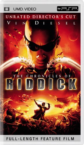 UPC 025192852824, The Chronicles of Riddick (Unrated) [UMD for PSP]