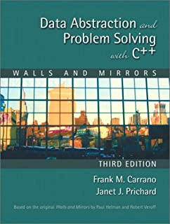 Amazon data abstraction problem solving with c walls and data abstraction and problem solving with c walls and mirrors 3rd edition fandeluxe Image collections
