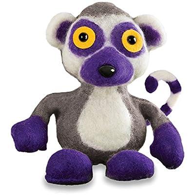 Fuzzeez Lemur SEEDS ONLY: Toys & Games