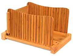 Bamboo Wood Compact Foldable