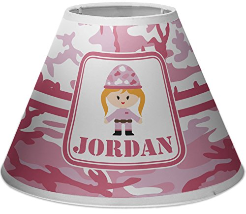 Pink Camo Empire Lamp Shade (Personalized) Camo Pink Lamp Shade