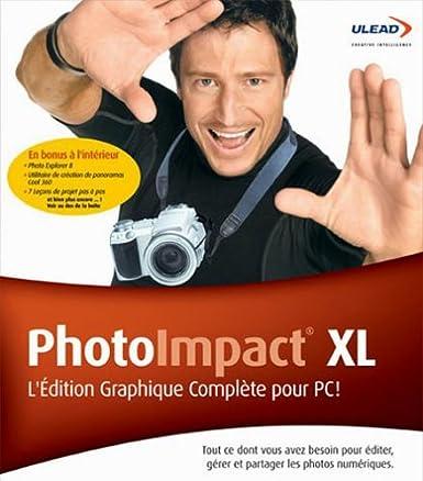 PHOTOIMPACT 10 GRATUITEMENT GRATUIT TÉLÉCHARGER ULEAD