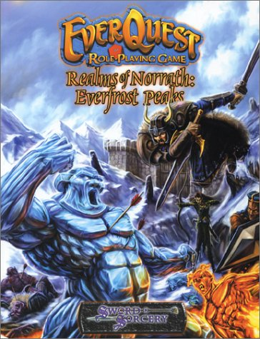 Download Everquest Realms of Norrath Everfrost Peaks by Wieck pdf