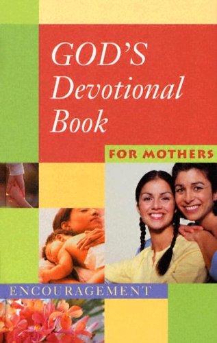 Gods Devotional Book Mothers Encouragement product image