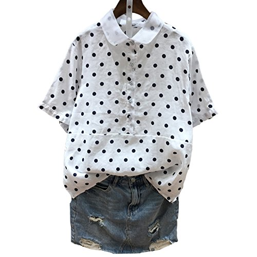 Xmy l'Yuan-fil racine sur une période plus courte du manches courtes T-shirt tête de manchon d'été pour femmes vêtements de poupée code sont