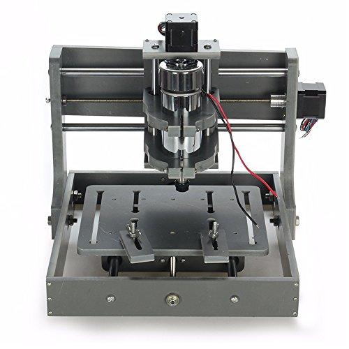 Fantastic Deal! Lukcase DIY CNC PCB Router Kits Engraving Machine Wood Carving Milling Engraving Mac...