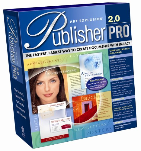 Art Explosion Publisher Pro 2 0