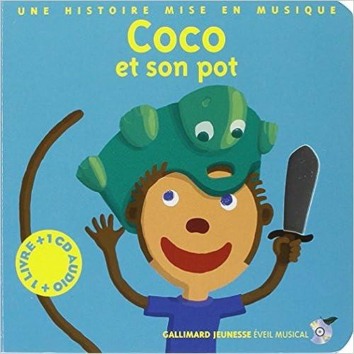 Livre Coco et son pot epub pdf