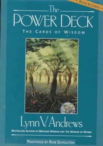- The Power Deck: The Cards of Wisdom/Book and Cards