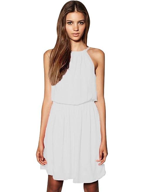 Vestidos de fiesta blanco sencillos