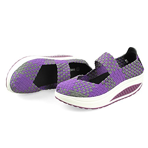 XiaoYouYu compensée Fitness Semelle femme Shoes 1wUqBf1O