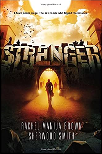 Image result for stranger by rachel manija brown