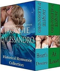 Jacquie D'Alessandro Historical Romance Bundle Vol. 1