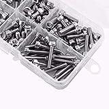 M4 304 Stainless Steel Hex Socket Head Cap Screw