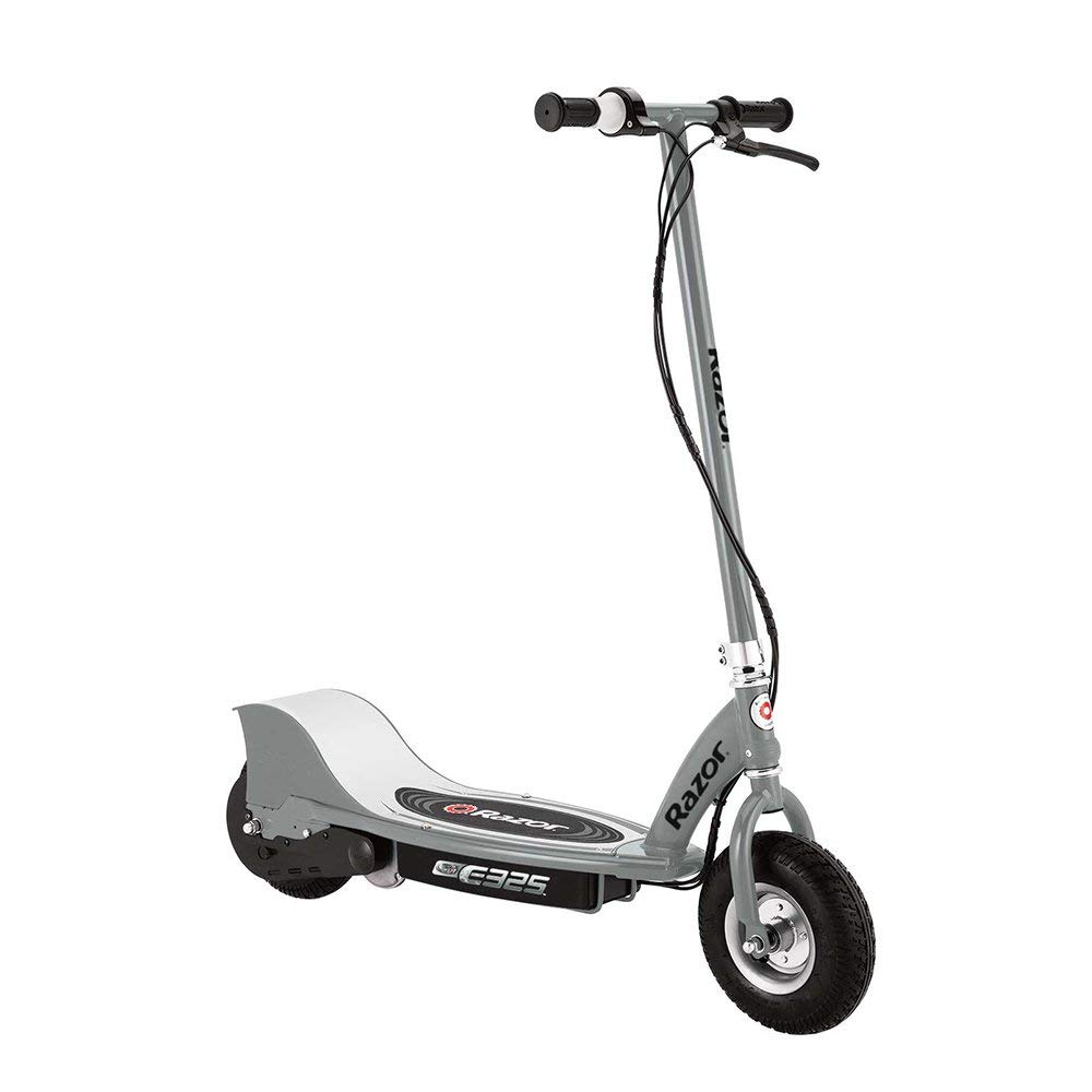 Razor E325 Electric Scooter, Silver by Razor