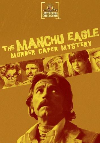 Manchu Eagle Murder Caper Mystery