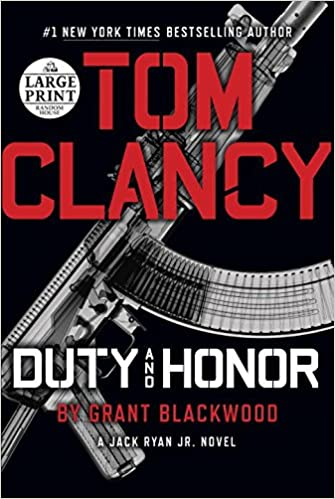 Grant Blackwood - Tom Clancy Duty and Honor Audiobook Free Online