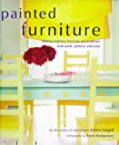 Inspired by painted furniture traditions of the past, including those of Sweden and America, Katrin Cargill melds the best of the old with the new in her designs for modern living. Twenty step-by-step projects cover a wide range of furniture,...