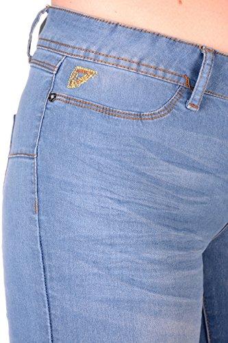 Jeans DONNA DESIGUAL 71D2JF2 PRIMAVERA/ESTATE 32