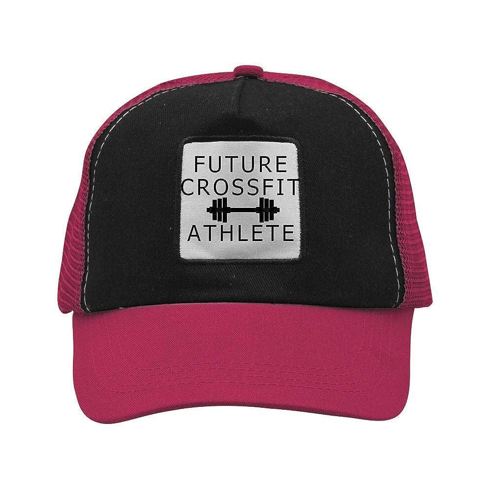Future CrossFit Athlete Mesh Caps Adjustable Unisex Snapback Trucker Cap