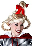Fun Costumes womens Christmas Girl Wig Standard