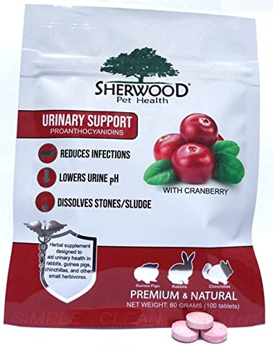 Sherwood Pet Health Urinary Support (100 Tablets - 60 Grams)
