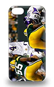Ideal Iphone 3D PC Soft Case Cover For Iphone 5/5s NFL Green Bay Packers Brett Favre #4 Protective Stylish 3D PC Soft Case ( Custom Picture iPhone 6, iPhone 6 PLUS, iPhone 5, iPhone 5S, iPhone 5C, iPhone 4, iPhone 4S,Galaxy S6,Galaxy S5,Galaxy S4,Galaxy S3,Note 3,iPad Mini-Mini 2,iPad Air )