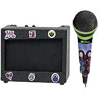 Los Descendientes de Disney K900TD Descendientes-Altavoz portátil con micrófono (Lexibook
