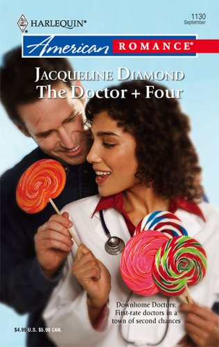 book cover of The Doctor + Four