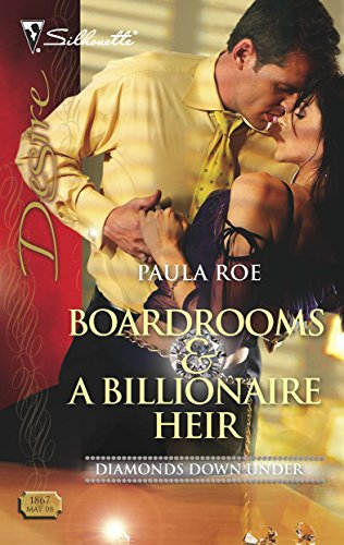 - Boardrooms & a Billionaire Heir: A Marriage of Convenience Romance (Diamonds Down Under Book 1867)