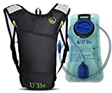 Hydration Pack - Hydration Backpack - Camel Pack Water Backpack with Insulated 2l Bladder for Women Men Kids Backpacking - Small Lightweight Water Reservoir for Running Hiking Cycling